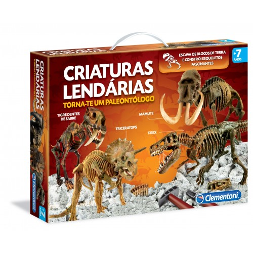 Criaturas Lendárias
