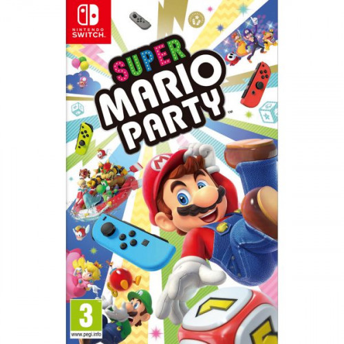 Jogo Nintendo Switch Super Mario Party
