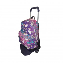 "Mochila ""Dream"", Oh My Pop! com Trolley"