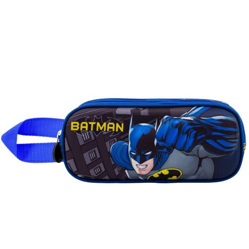 """Estojo """"Fist"""", Batman"""
