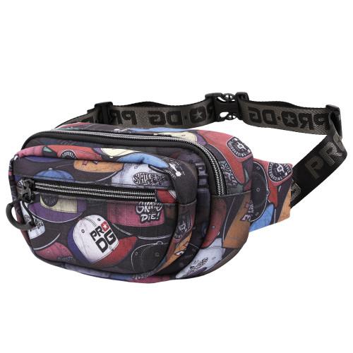 """Bolsa de Cintura """"Caps"""", Pro DG"""