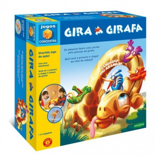 Gira a girafa