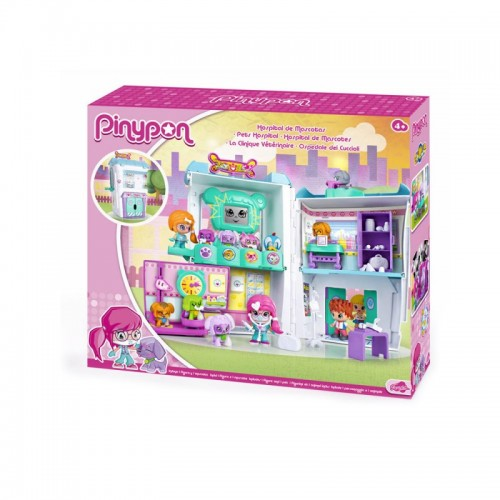 Hospital de Mascotes Pinypon