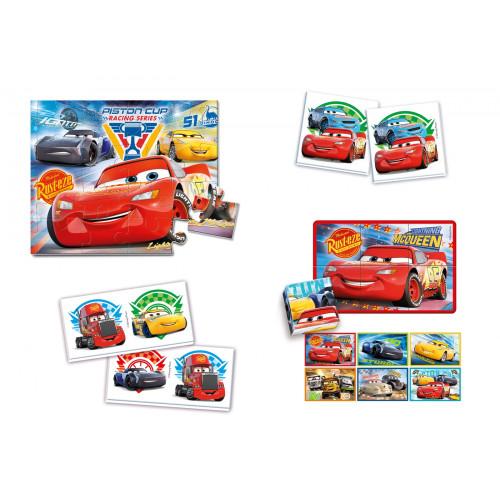 Edukit 4 em 1 Cars 3