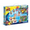 Edukit 4 em 1 Mickey and the Roadster Racers