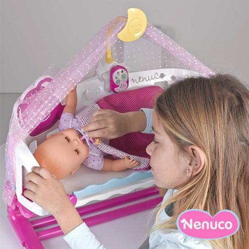 Nenuco Dorme Comigo com Baby Monitor