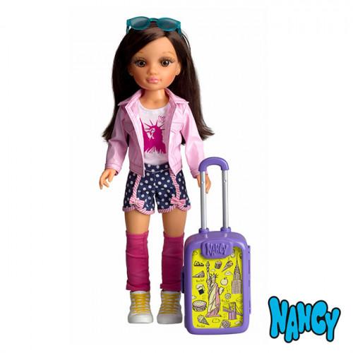 Nancy Chic Viaja para Nova York