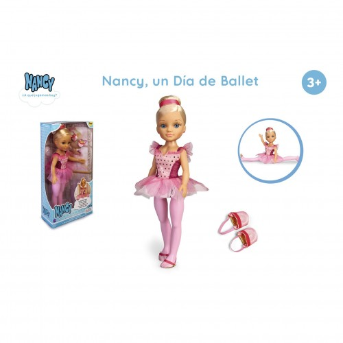 Nancy, um dia de ballet
