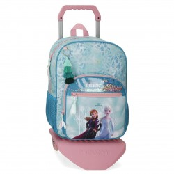"Mochila com Trolley ""Find your strenght"", Frozen"