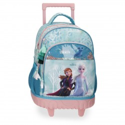 "Mochila Trolley ""Find your strenght"", Frozen"