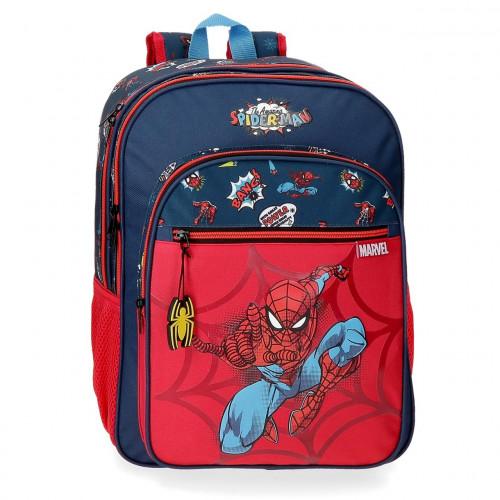 "Mochila Escolar ""Pop"", Spiderman"
