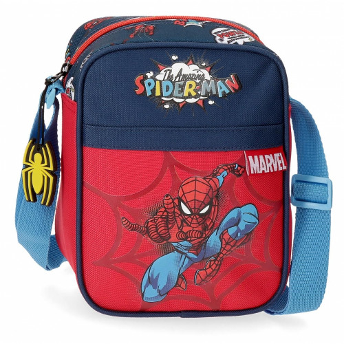 """Bolsa """"Pop"""", Spider-man"""