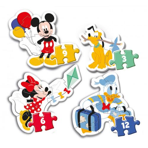 """O Meu Primeiro Puzzle """"Disney"""""""