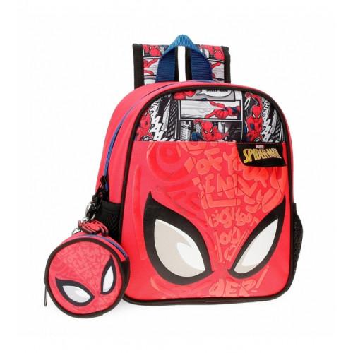 "Mochila Pré-escolar ""Comic"", Spider-Man"