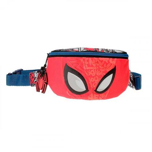 """Bolsa Cintura """"Comic"""", Spider-Man"""