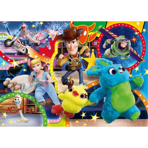 "PUZZLE 2X20 PEÇAS ""Disney Toy Story 4"""