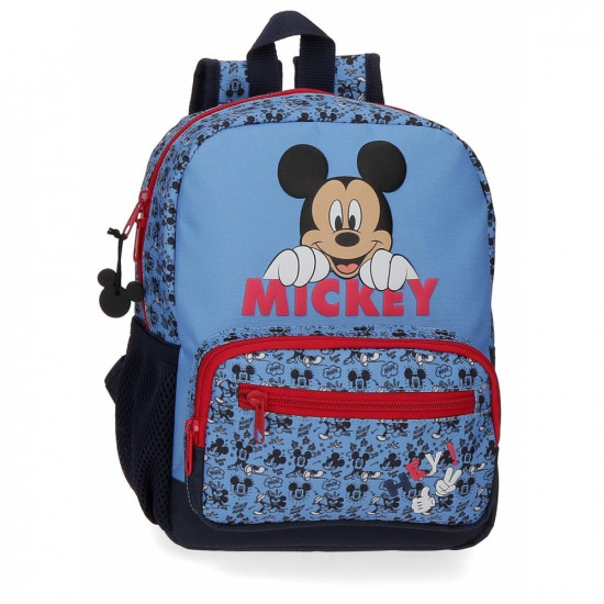 "Mochila Pré-escolar ""Moods"", Mickey"