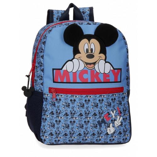 "Mochila Escolar ""Moods"", Mickey"