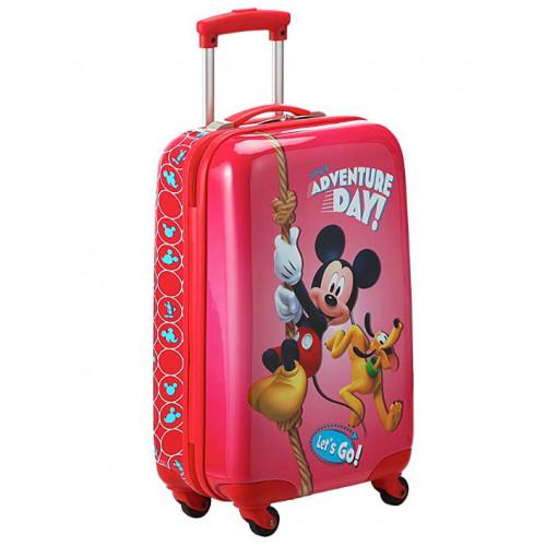 """Trolley de Viagem """"Adventure"""", Mickey"""