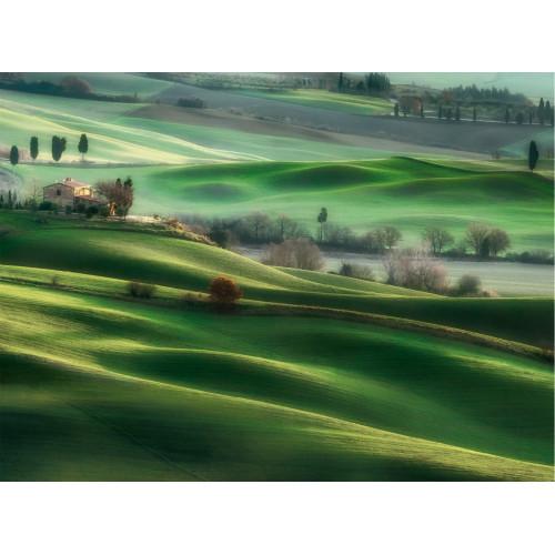 "Puzzle 500 Peças ""Tuscany Hills"""