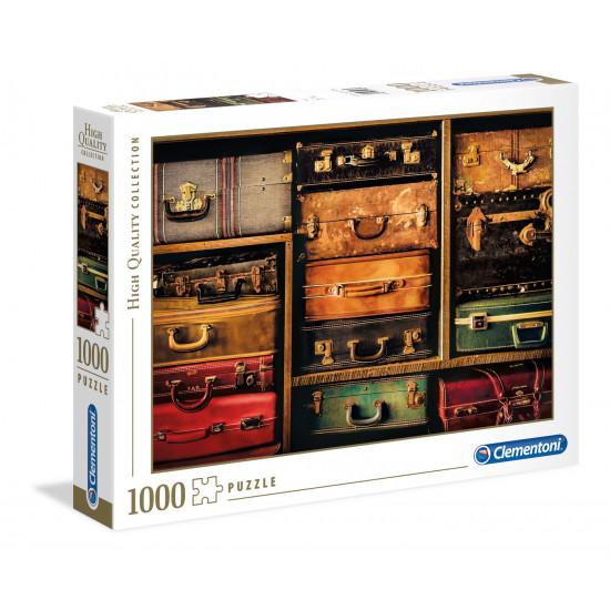 """Puzzle 1000 Peças """"Travel"""""""