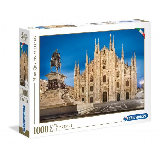 """Lego 1000 Peças """"Milan"""""""