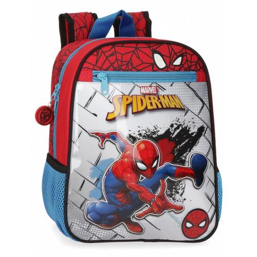 """Mochila Pré-escolar """"Red"""", Spider-man"""