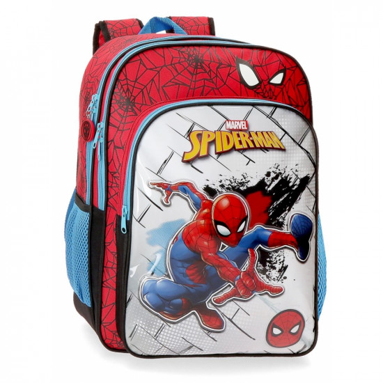 "Mochila Escolar ""Red"", Spider-man"