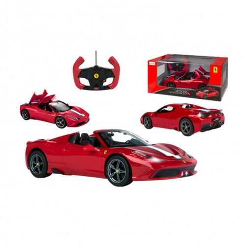 Ferrari 458 Convertível com Comando