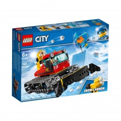 Lego City: Limpa-neves