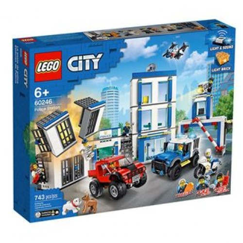 Lego City - Esquadra da Policia