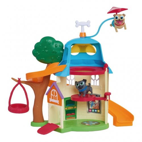 Doghouse Playset, Bingo e Rolly
