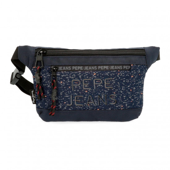 """Bolsa de Cintura """"Hike"""" Azul, Pepe Jeans"""