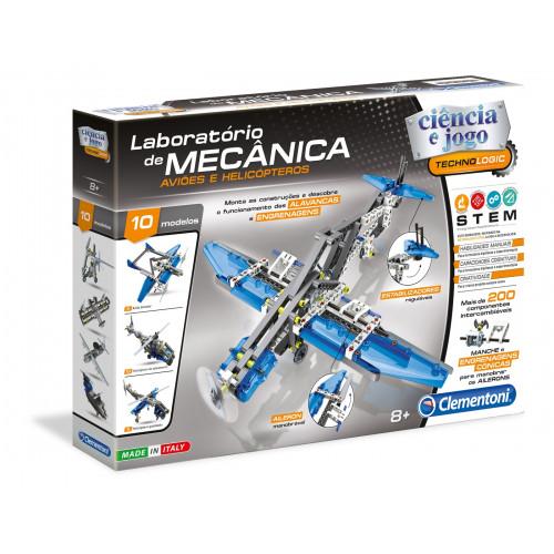 Laboratório de Mecânica - Aviões & Helicópteros