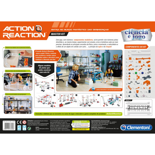 Action & Reaction - Master kit