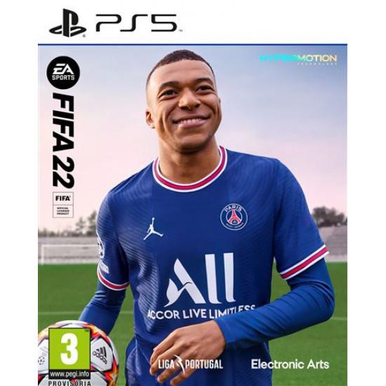 Jogo PS5 FIFA 22