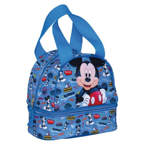 "Lancheira ""Mickey Famous"", Perona"