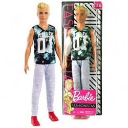 Barbie Ken Fashionista