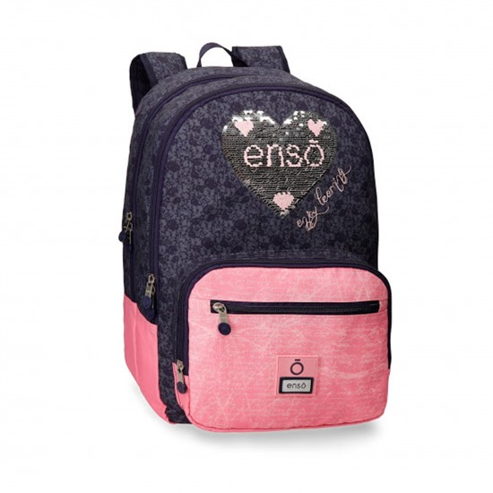 "Mochila Escolar ""Learn"", Enso"