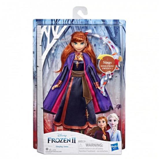 Boneca Musical Anna - Frozen