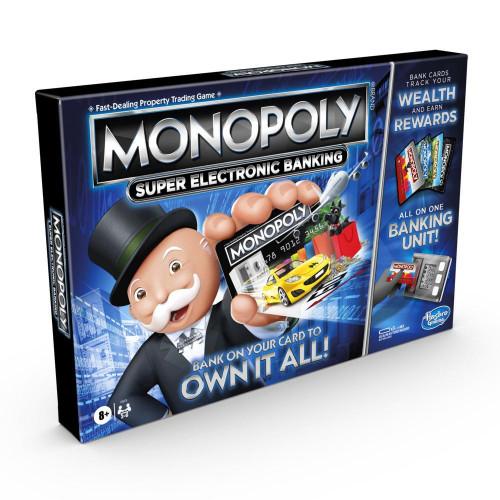 Monopoly Super Eletronic Banking