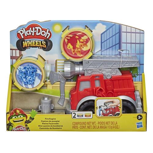 Mini Camião dos Bombeiros Play-doh