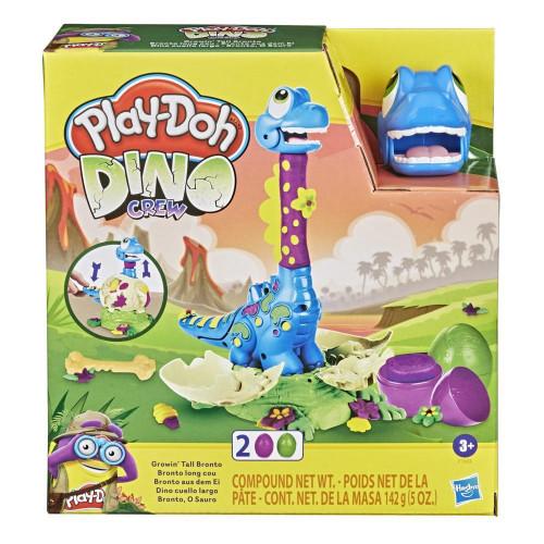 Dino Pescoço Longo Play-doh