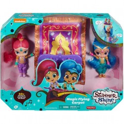 Tapete Mágico Voador, Shimmer and Shine