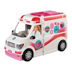 Ambulância da Barbie