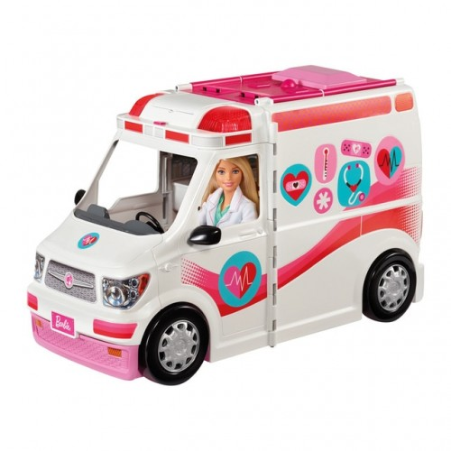 Ambulância da Barbie