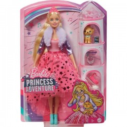 Barbie Princesa Aventures