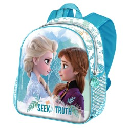 "Mochila Pré-escolar ""Seek The Truth"", Frozen"