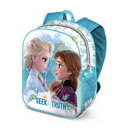 "Mochila Escolar Seek The Truth"", Frozen"