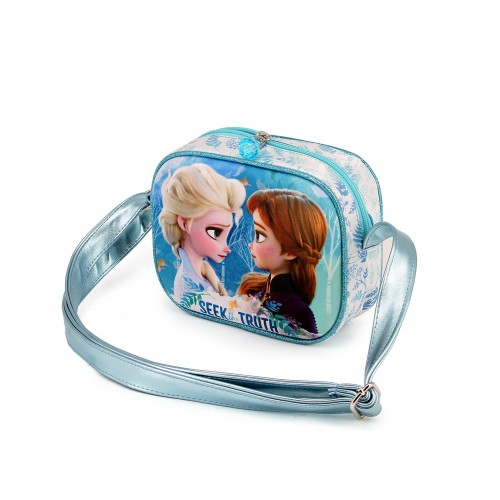 "Bolsa ""Seek The Truth"", Frozen"